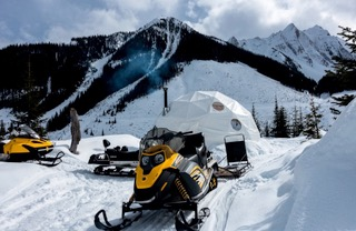 snowmobile access ski 2